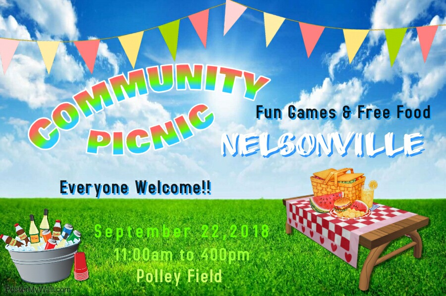 Community Picnic - Everyone Welcome!